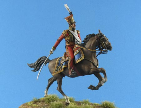 FL54004 General Edouard Colbert - Waterloo 1815