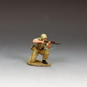 AK122 KNEELING FIRING