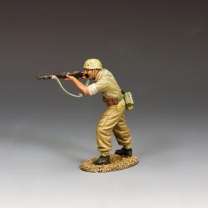 AK123 STANDING FIRING