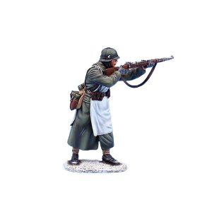 BB009 GERMAN PANZER GRENADIER with K98