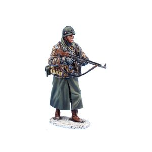 BB017 GERMAN WAFFEN SS PANZER GRENADIER with STG44