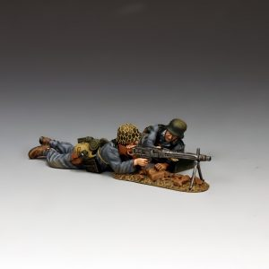 WH077 MACHINE GUN TEAM