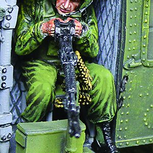 CS01012 UH1 HUEY DOOR GUNNER