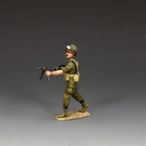 IDF010 ISRAELI PARA W/GPMG