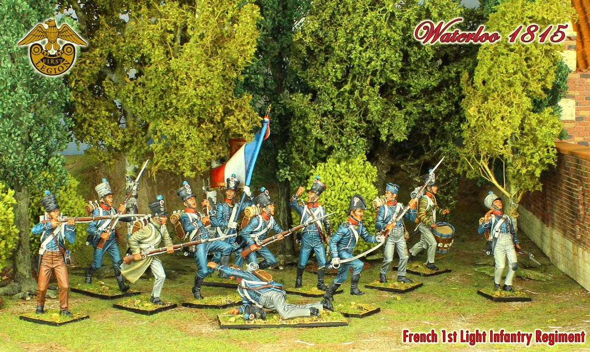French 1st Light Infantry
