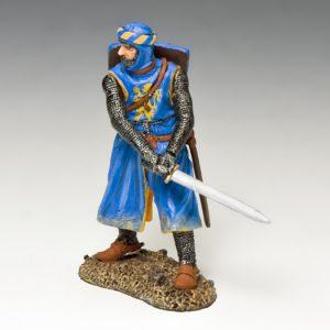 MK162 Chevalier de Bleu w/ Sword