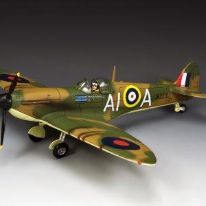 RAF076 SPITFIRE Mk.II