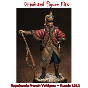 FL7504 Napoleonic French Voltigeur – Russia 1812
