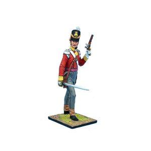 MB075 British 30th Regt of Foot Grenadier Officer