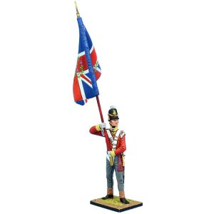 MB076 British 30th Regt of Foot Ensign Standard Bearer