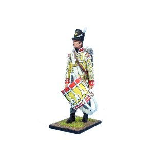 MB078 British 30th Regt of Foot Grenadier Drummer