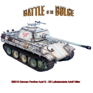 BB019 German Panther Ausf G - SS Leibstandarte Adolf Hitler