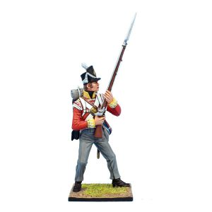 MB083 British 30th Regt of Foot Grenadier Standing Ready
