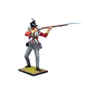 MB084 British 30th Regt of Foot Grenadier Standing Firing #1