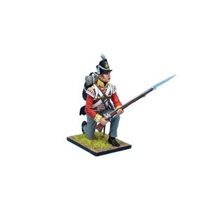 MB085 British 30th Regt of Foot Grenadier Kneeling Ready #2