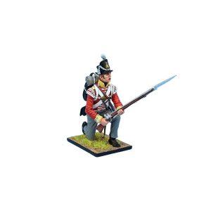 MB085 British 30th Regt of Foot Grenadier Kneeling Ready #2