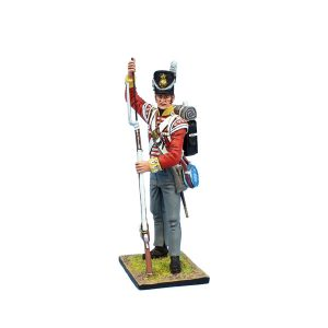 MB087 British 30th Regt of Foot Grenadier Standing Loading