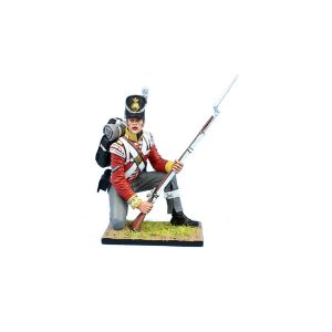 MB088 British 30th Regt of Foot Grenadier Kneeling Ready #3