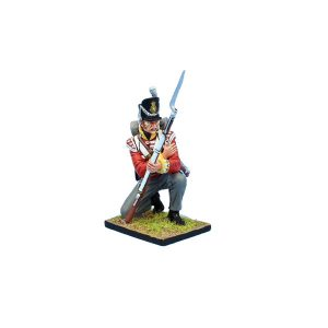 MB089 British 30th Regt of Foot Grenadier Kneeling Ready #4