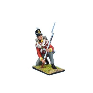 MB090 British 30th Regt of Foot Grenadier Kneeling Ready #5