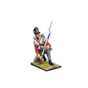 MB090 British 30th Regt of Foot Grenadier Kneeling Ready #5