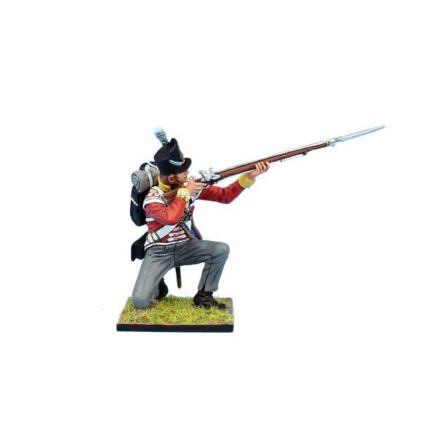 MB092 British 30th Regt of Foot Grenadier Kneeling Firing