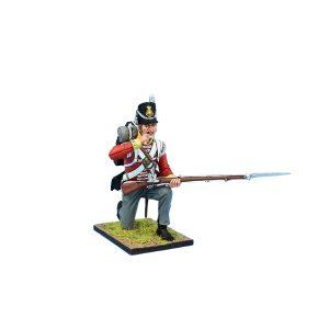 MB093 British 30th Regt of Foot Grenadier Kneeling Loading