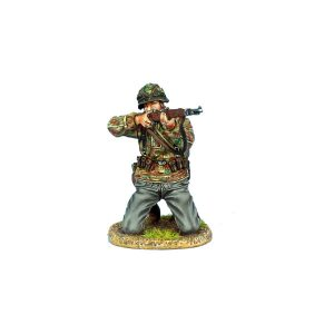 NOR086 German Heer Infantry Kneeling Firing K98