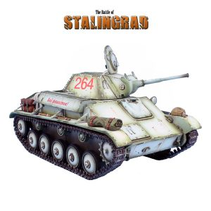 RUSSTAL052 Russian T-70 Light Tank (winter)
