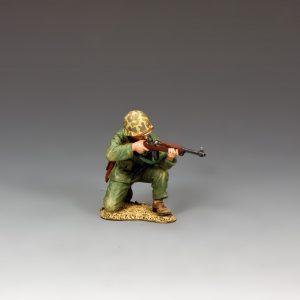 USMC024 MARINE KNEELING FIRING CARBINE