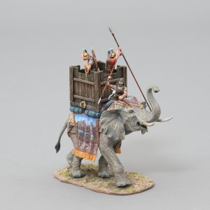 ROM EN011 CARTHAGINIAN ELEPHANT