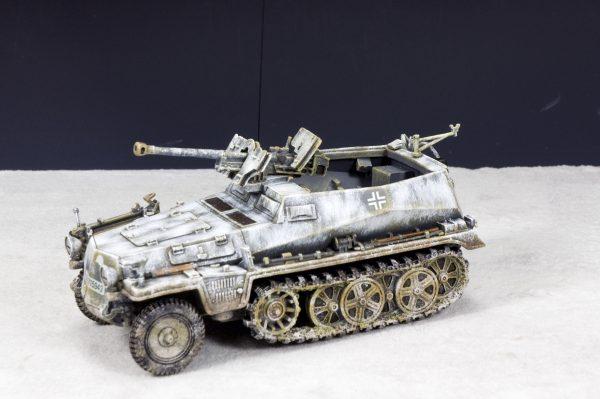 WH092 Sd.Kfz 250/11 Panzerbuchse 41