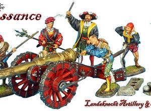 Landschnects Artillery