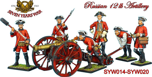 Prussian Foot Artillery