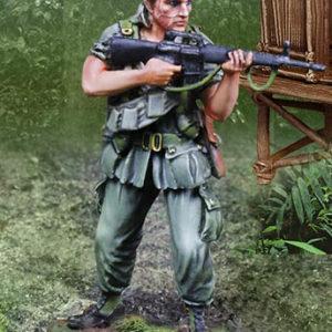 CS01003P - Platoon Sgt. Barnes