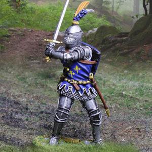 CS01018 - English Knight Sword Wielder