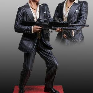 CS60SCAR - Scarface Statue