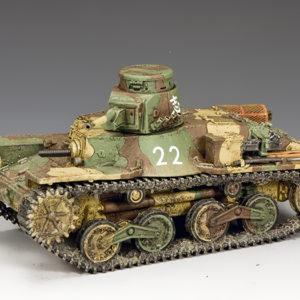 "JN041  ""Type 95 'Ha-Go Light Tank"" (2nd Version)"