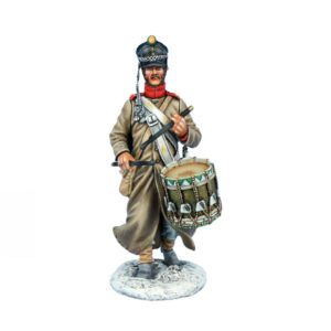 NAP0628 Russian Vladimirsky Musketeer Officer