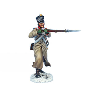 NAP0631 Russian Vladimirsky Musketeer Firing