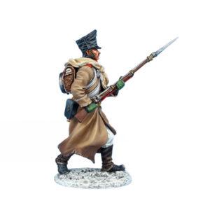 NAP0632 Russian Vladimirsky Musketeer Advancing #1