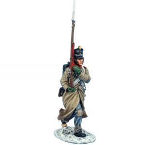 NAP0633 Russian Vladimirsky Musketeer Advancing #2