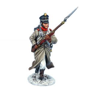 NAP0634 Russian Vladimirsky Musketeer Advancing #3