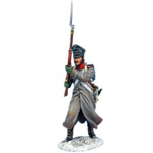 NAP0635 Russian Vladimirsky Musketeer Advancing #4