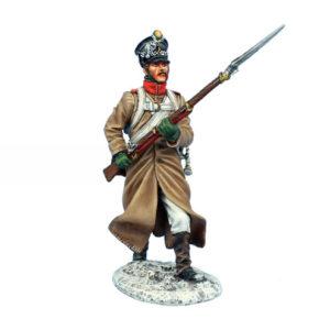 NAP0636 Russian Vladimirsky Musketeer Advancing #5