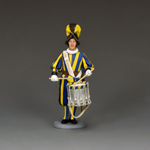 CE023 Swiss Guard Drummer