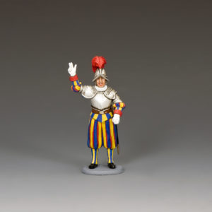 CE026 Swiss Guard Recruit