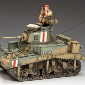 "EA106 M3 Stuart ""Honey"" Desert Tank"