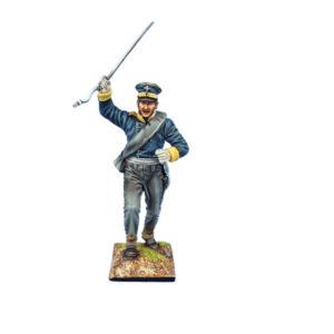 NAP0578 Prussian 3rd Silesian Landwehr Officer