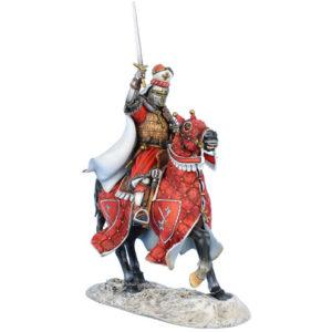 CRU106 Mounted Prince Bishop Hermann of Dorpat
